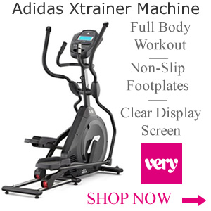 Adidas Crosstrainer for the Home