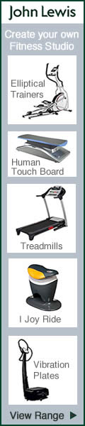 John Lewis Fitness Equipment